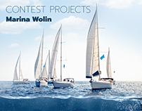 Marina Wolin - logo