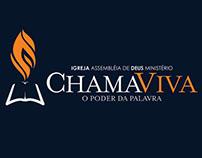Logotipo Chama Viva