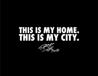 Giannis Antetokounmpo | This is My Home