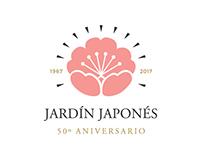Jardín Japonés - 50 Años