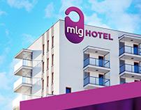 MLG Hotel | Branding