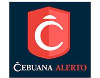 Cebuana ALERTO App Design