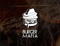 Burger Mafia Brand Identity