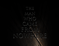 The Man Who Came From Nowhere - Theatrical Poster