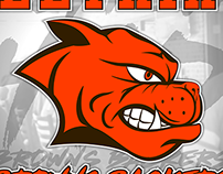 Elyria Browns Backers - Logo Concept
