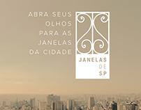 Janelas de São Paulo