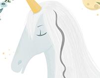 La bruja y el Unicornio