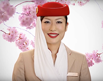 Emirates   Share a Smile - Interactive Campaign