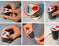 Portable Ultrasonic Hardometer