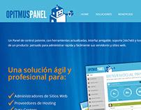 Optimus panel