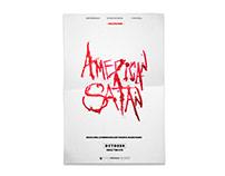 American Satan Film Poster