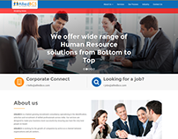 Business Consultant RESPONSIVE Website
