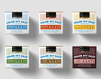 Color My Salt packaging