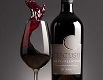 Wine series: S'Escusu