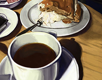 morning cup of joe