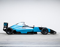 BandO Dream Concept: Danish F4 Livery