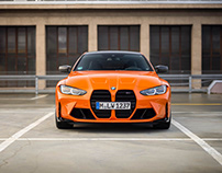 BMW M4 Competition (G82)