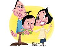 Kioko, Tony & Naota