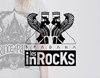 APADANA x les INROCKS- Illustrations & Tee-shirt