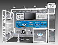 Trade show booth design - Eurobrake 2013