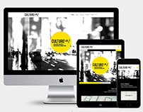 CultureLab Agency - Wordpress