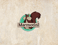 Marmotini Brand Identity and Web Design