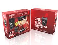 NESCAFE FREE MUG PROMO BOX