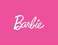 ADVERTISING   Barbie