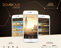 Travelous London App