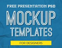 Free Mockups PSD
