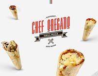 Gourmet CHEF OREGANO Grill Pizza And More