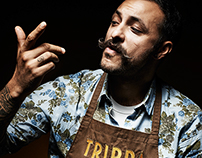 Chef Diego Rossi - Trippa restaurant