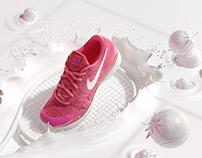 "Nike - Flyknit ""Britain Berry"""