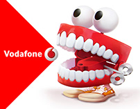 Target Mcconnells - Dublin • Vodafone CGI commercial