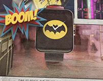 ONE61: Batman Smartwatch