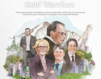 Cold Warriors // The Washington Post
