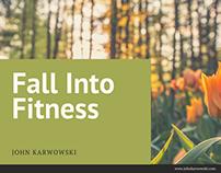 John Karwowski | Fall into Fitness