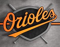 Orioles Scoreboard Graphics