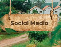 Social Media - Pousada Ibiapaba