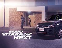 GRAND VITARA SZ NEXT 2016