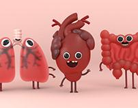 Meet the Organs