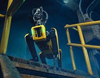 Boston Dynamics /// with Gregory Waldo