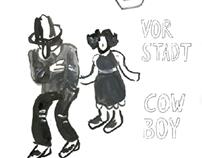 Vorstadt Cowboy
