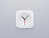 App Icon : CLOCK