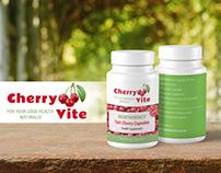 Cherry Vite Capsules