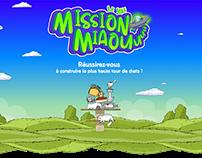 Zone jeunesse RC   Mission Miaou  Turbulent