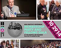 Centennial Membership Party & 2014 Fellows Gala
