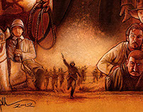 Young Indiana Jones 20th Anniversary