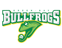 Green Bay Bullfrogs rebranding