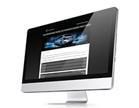Mercedes-Benz Fleet website re-design
